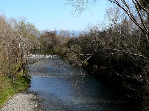 water river landscape geotagged flowing masterton wairarapa waipoua curiouskiwi utatathursdaywalk20 waipouariver geo:lat=40945822 geo:lon=175667868 brendaanderson curiouskiwi:posted=2006