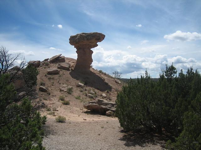 Camel Rock, near Santa Fe