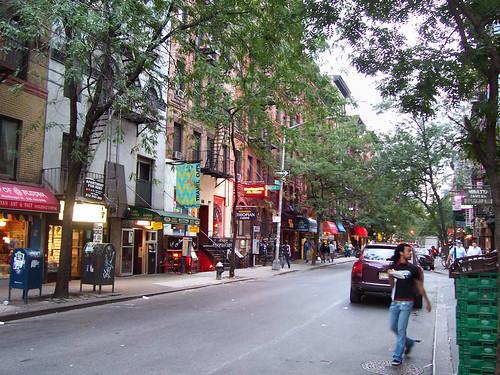 Macdougal Street, Greenwich Village | by Valentinian