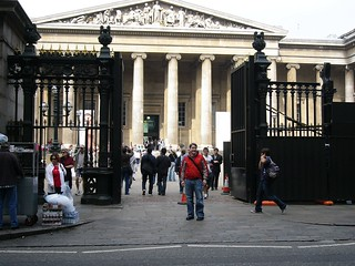 me outside the british museum | by joyent (textdrive)
