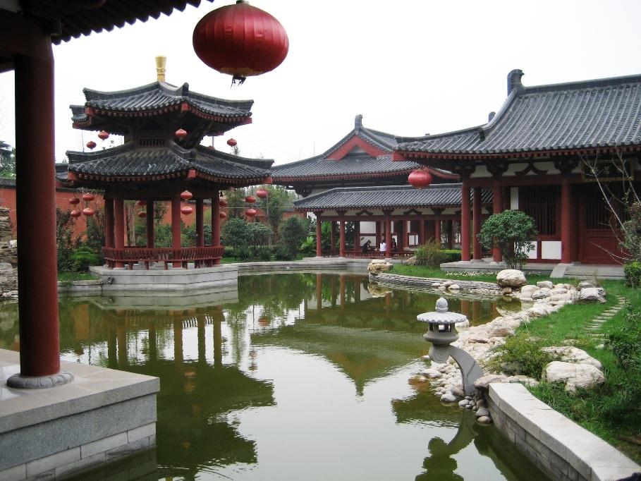 Huaqing pool/Xi'an
