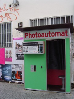 Photo booth on Zossener Straße | by mightymightymatze