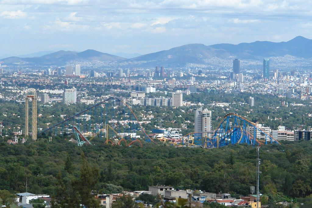 Six Flags y Ciudad de México