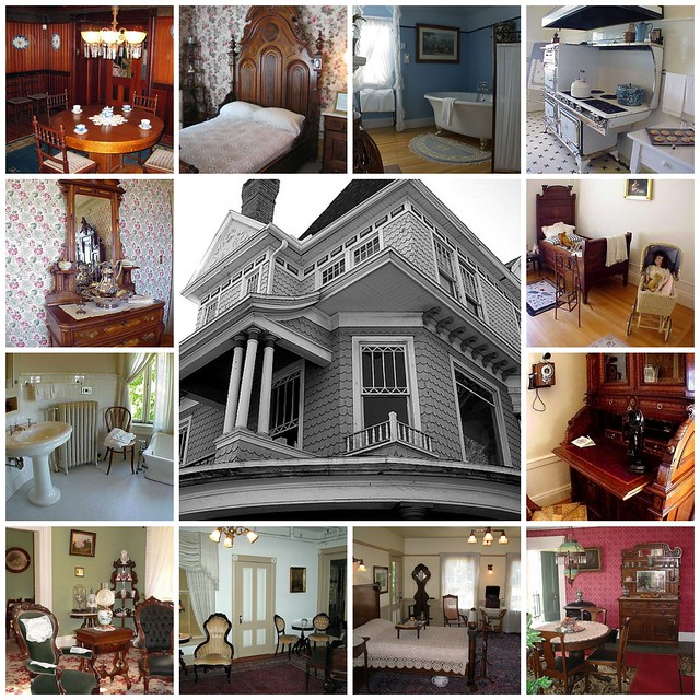 Victorian Interior Design and Residential Architecture ...