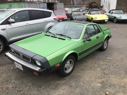1976    1977 Lancia Scorpion