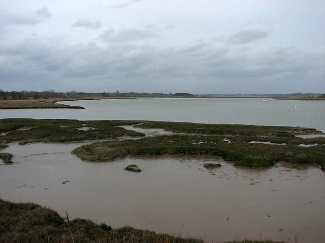 Marshes near Hemley
