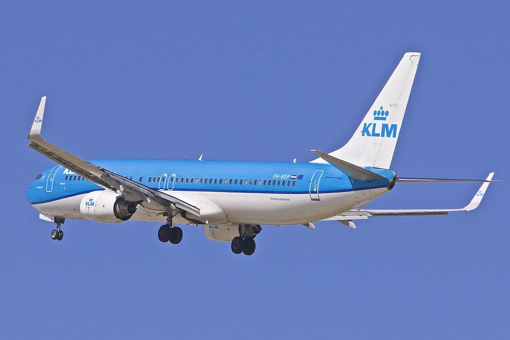 BCN/LEBL:  KLM Boeing  B737-9K2  PH-BXP