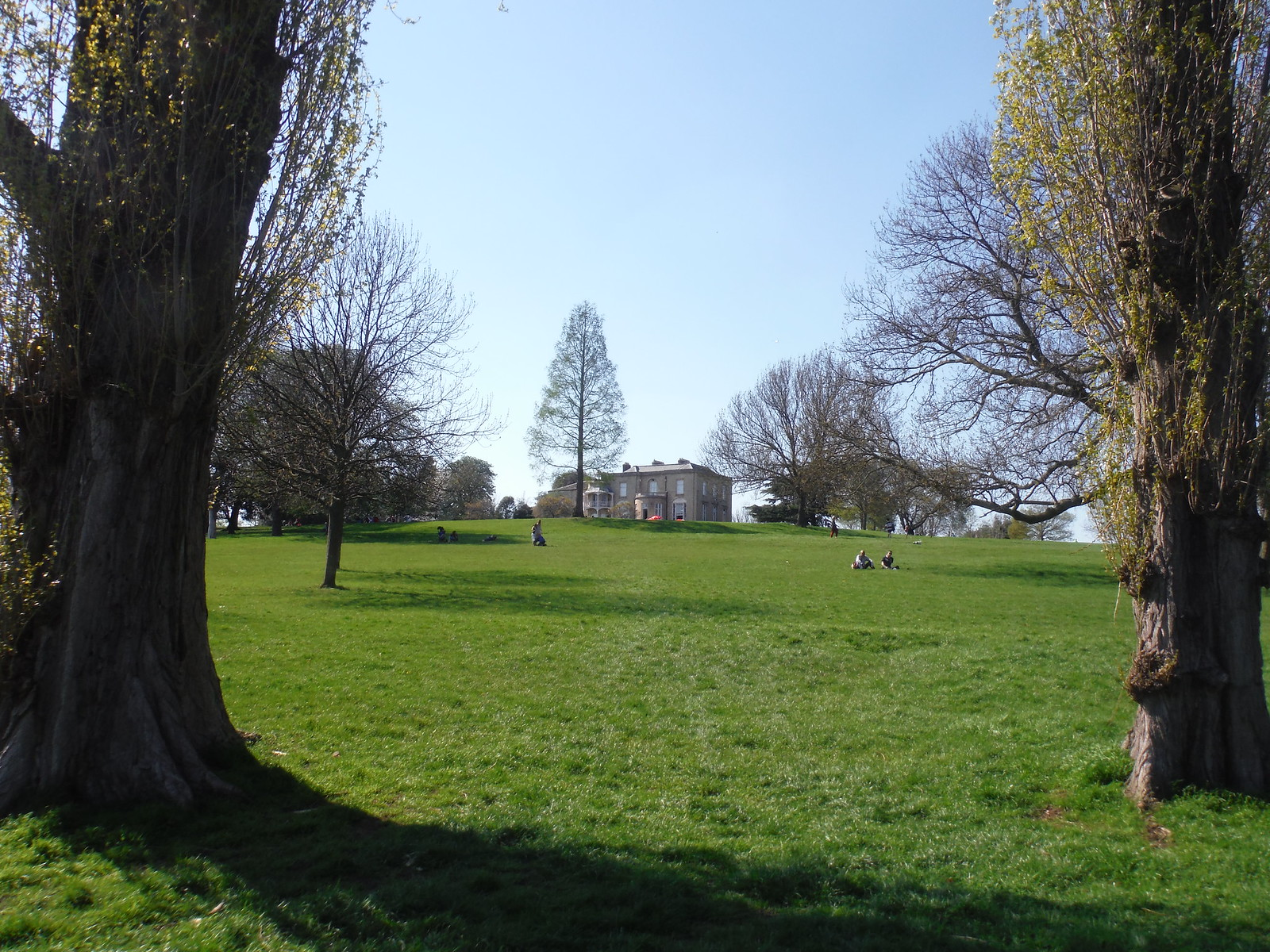 Brockwell Hall SWC Short Walk 39 - Brockwell Park (Herne Hill Circular or to Brixton)