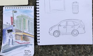 59th World Wide SketchCrawl-Anchorage Edition | by karen.padgett