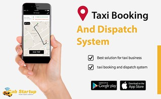 Taxi Dispatch Software | Our Taxi dispatch software is in hi