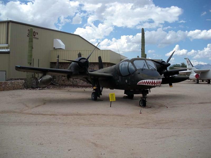Grumman OV-1C Mohawk 2