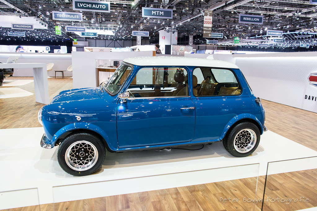 David Brown Mini Remastered Simple Stylish And Self Confi Flickr