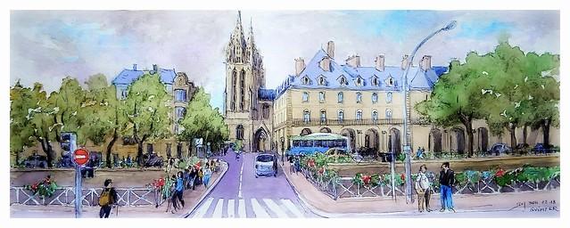 Quimper - Bretagne - France