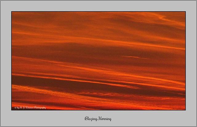 Blazing Morning 02 / 14