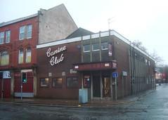 Canine Working Men's Club, Accrington