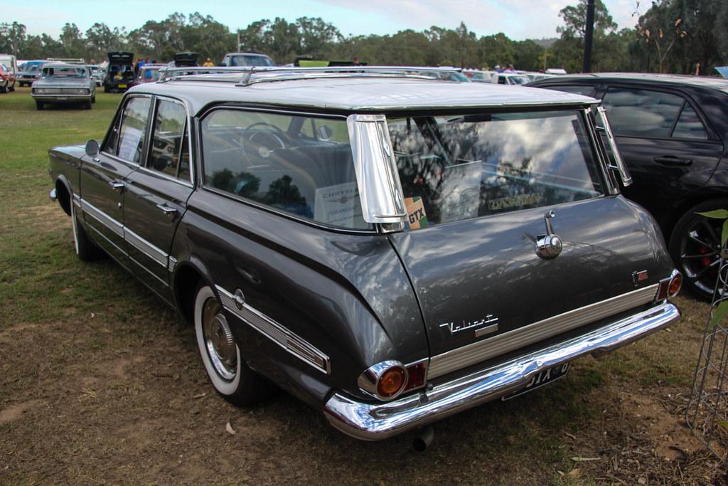 1965 Chrysler AP6 Valiant V8 Safari station wagon | 1965 Chr