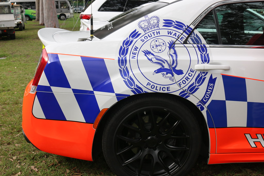 2016 Chrysler 300 SRT8 Core - NSW Police Highway Patrol | Flickr