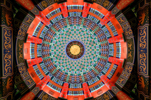 Inside the Temple of Heaven | by TheTimeTheSpace