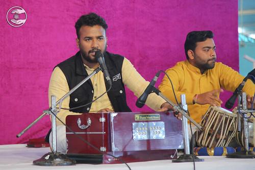Devotional song by Harjinder Mani from Punjab