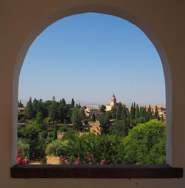 Andalucia - Granada - La Alhambra