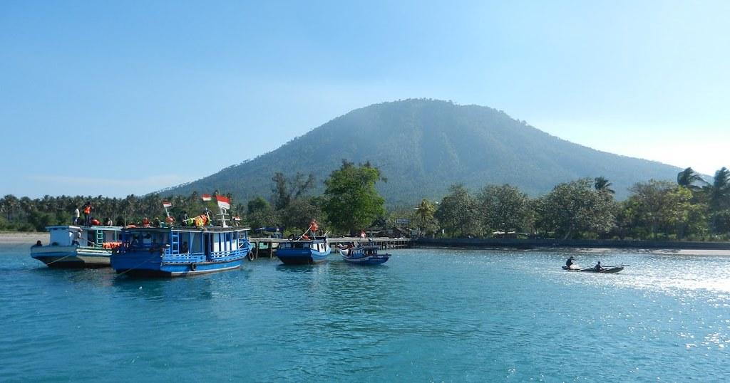 Objek Wisata Di Lampung Selatan Sepi Pengunjung Pasca