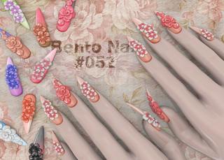 BENTO NAIL ♥ #052 | by ℙɪɴᴋ ℍᴜsтʟᴇʀ♥ℙɪɴᴋℒɪᴏɴ