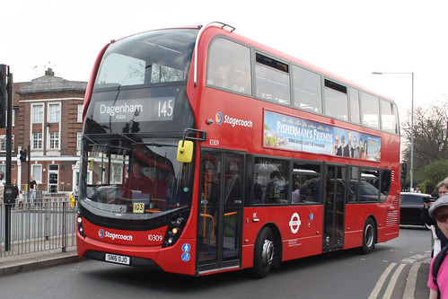 Stagecoach London 10309 SN16OJO
