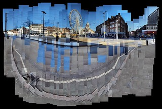 Old Market Square, Nottingham (and Wheel) 2