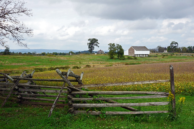 The Battle Opens - Gettysburg National Military Park, PA