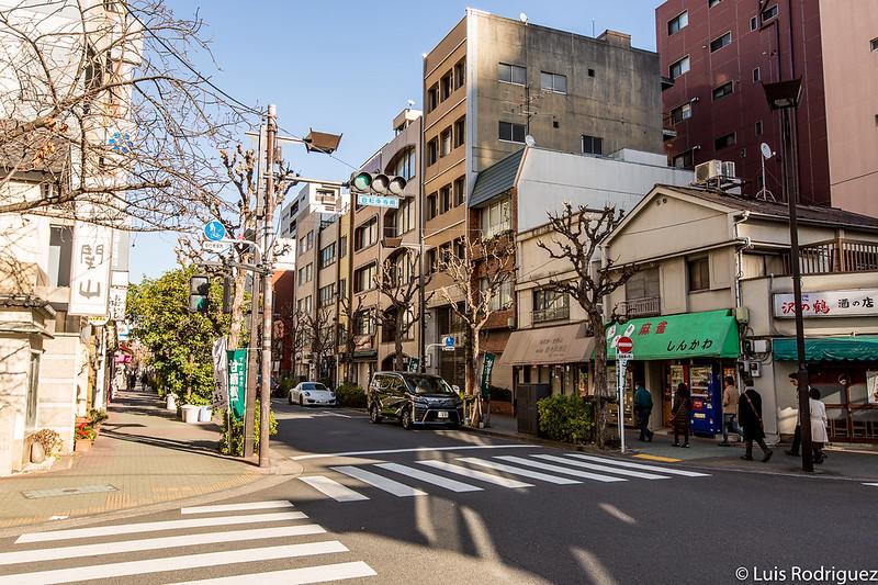 Tiendas de Amazake Yokocho