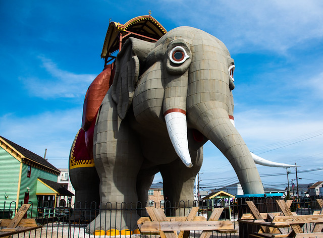 Marigate- Lucy the Elephant #4