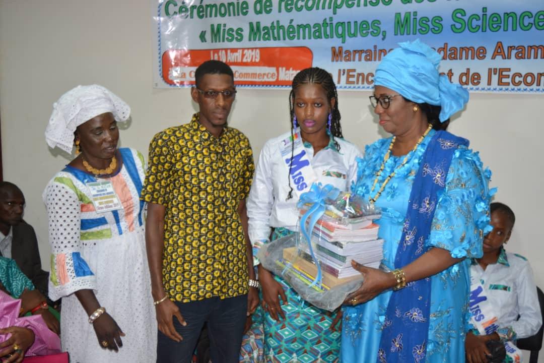 Miss Mathématiques et Sciences à Matam (4)