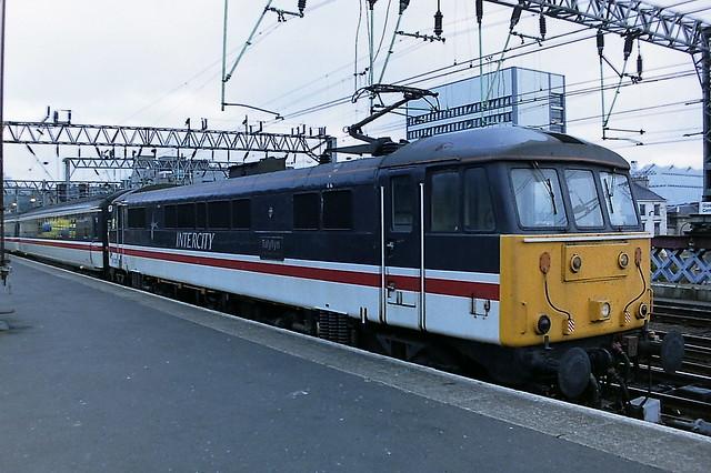 BRITISH RAIL 86258 TALYLLYN - THE FIRST PRESERVED RAILWAY