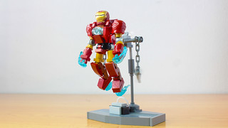 Lego Iron Man suit | by hachiroku24