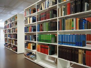 Helsingin yliopiston kirjasto / Biblioteca de la Universitat de Hèlsinki