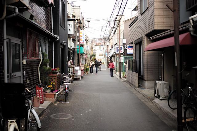 東京 根津