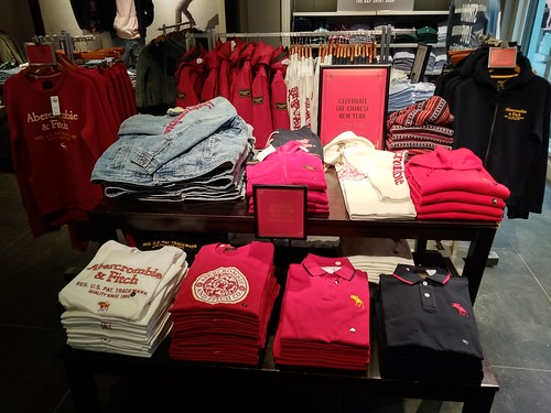 Abercrombie & Fitch Chinese New Year Sale   Journey ca 白菜价环球旅行