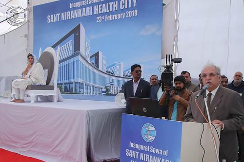 Dr. Y.P. Bhatia, CEO Astron Health Care