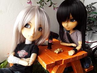 De verdad quieres saberlo? (Yuki canguro) 33 | by Lunalila1