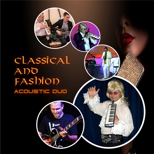 CD 2018 - Classical & Fashion (Acoustic Duo)
