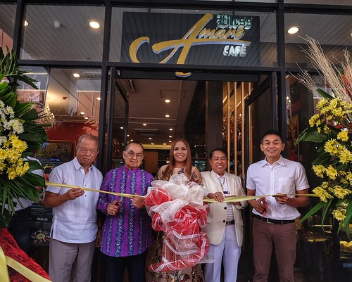 Bless Amare Café Now Open at Aseana City | by MJ Umali
