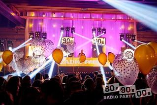 radio party 80x 90x 00x   by BallondecoNL