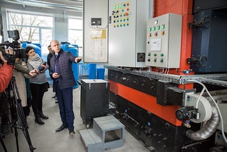 EU4Energy: Energy-efficient kindergarten and district heating in Zhovkva, Ukraine
