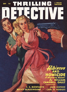Thrilling Detective v060 n03 [1947-10] cover | by Siren in the Night