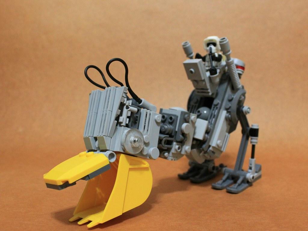 Pelican walker