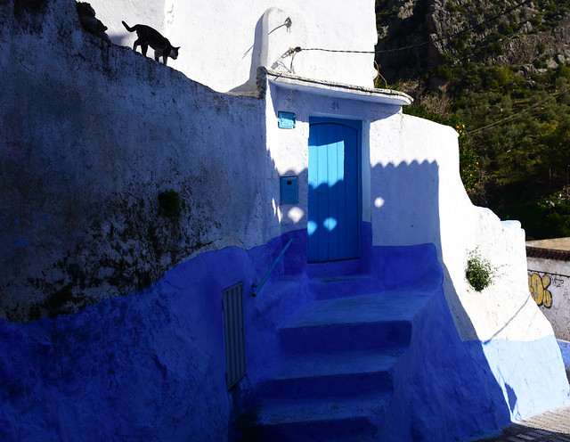 Chefchaouen, Morocco, January 2019 D810 805