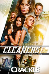 """TV serie """"CLEANERS"""""""