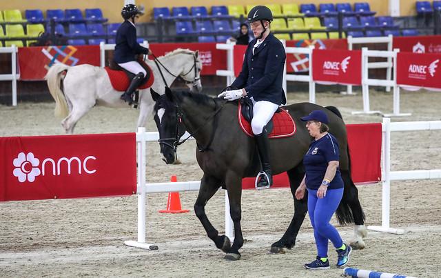 Equestrian, Special Olympics World Summer Games 2019 Abu Dhabi