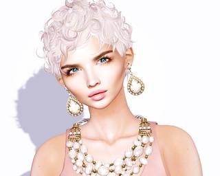 DeuxLooks - definitely not blush   by Gillian Waldman
