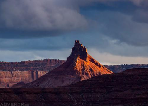 South Six-Shooter Peak   by IntrepidXJ